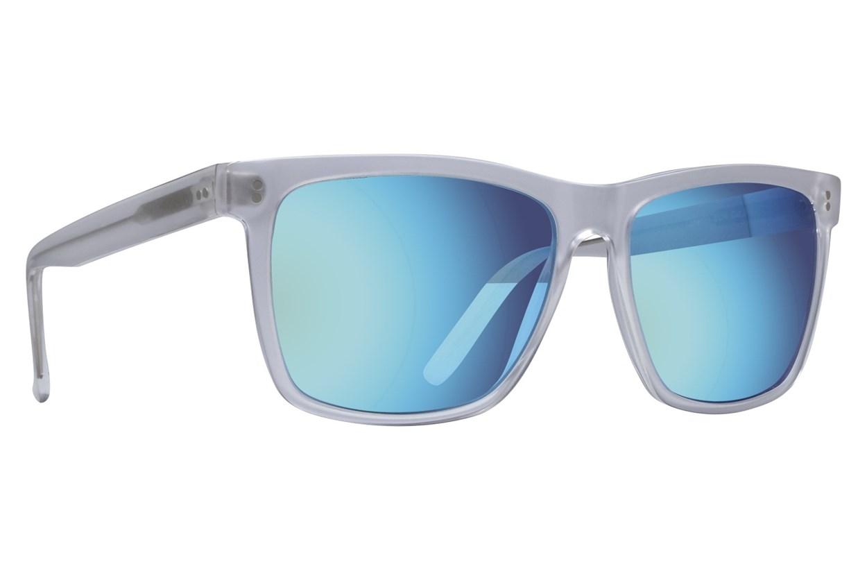 Lunettos Neil Clear Sunglasses
