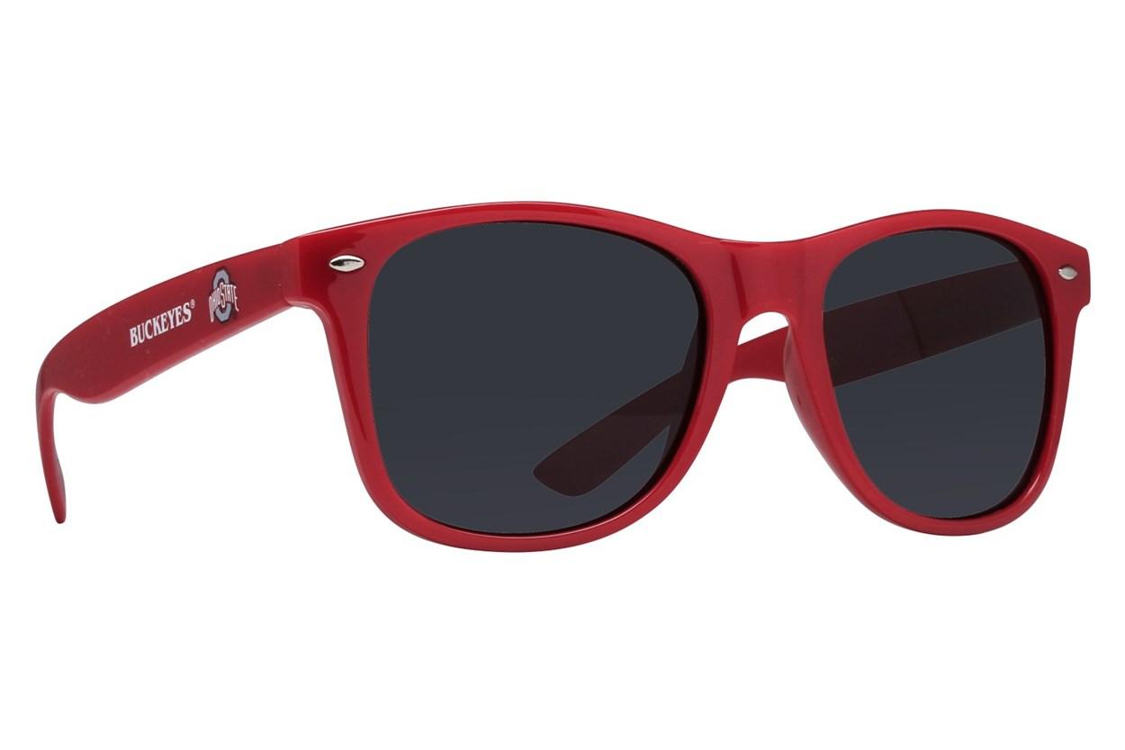 NCAA Ohio State Buckeyes Beachfarer Sunglasses Red Sunglasses