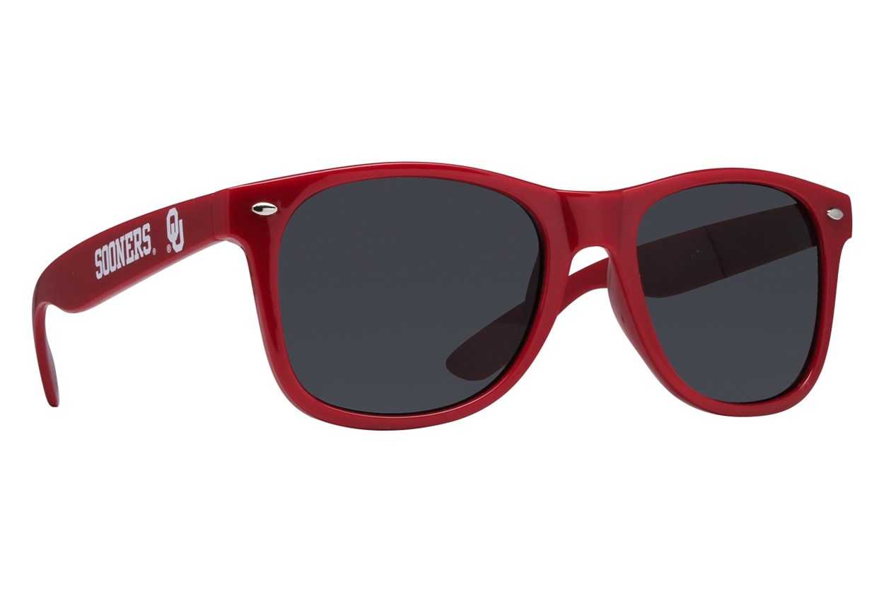 NCAA Oklahoma Sooners Beachfarer Sunglasses Red Sunglasses