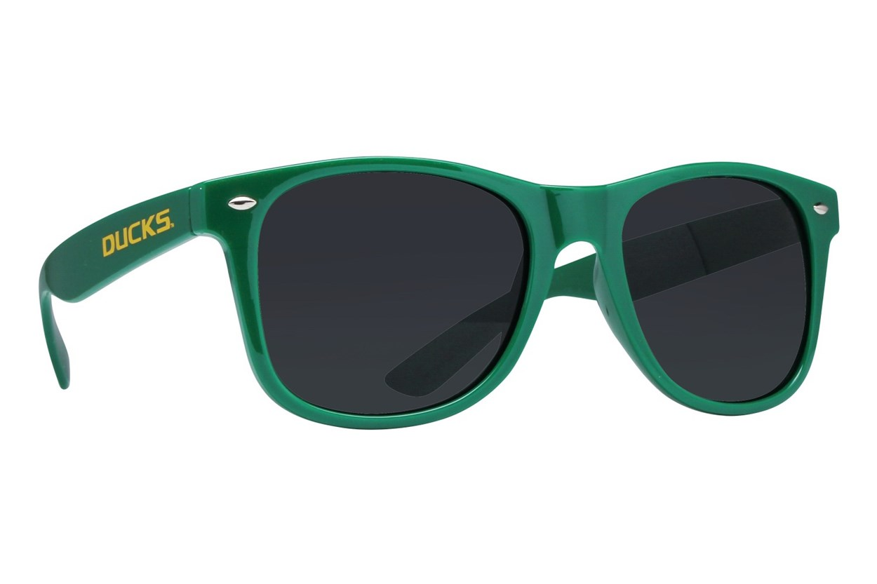 NCAA Oregon Ducks Beachfarer Sunglasses Green Sunglasses