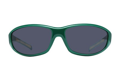 NCAA Oregon Ducks Wrap Sunglasses Green