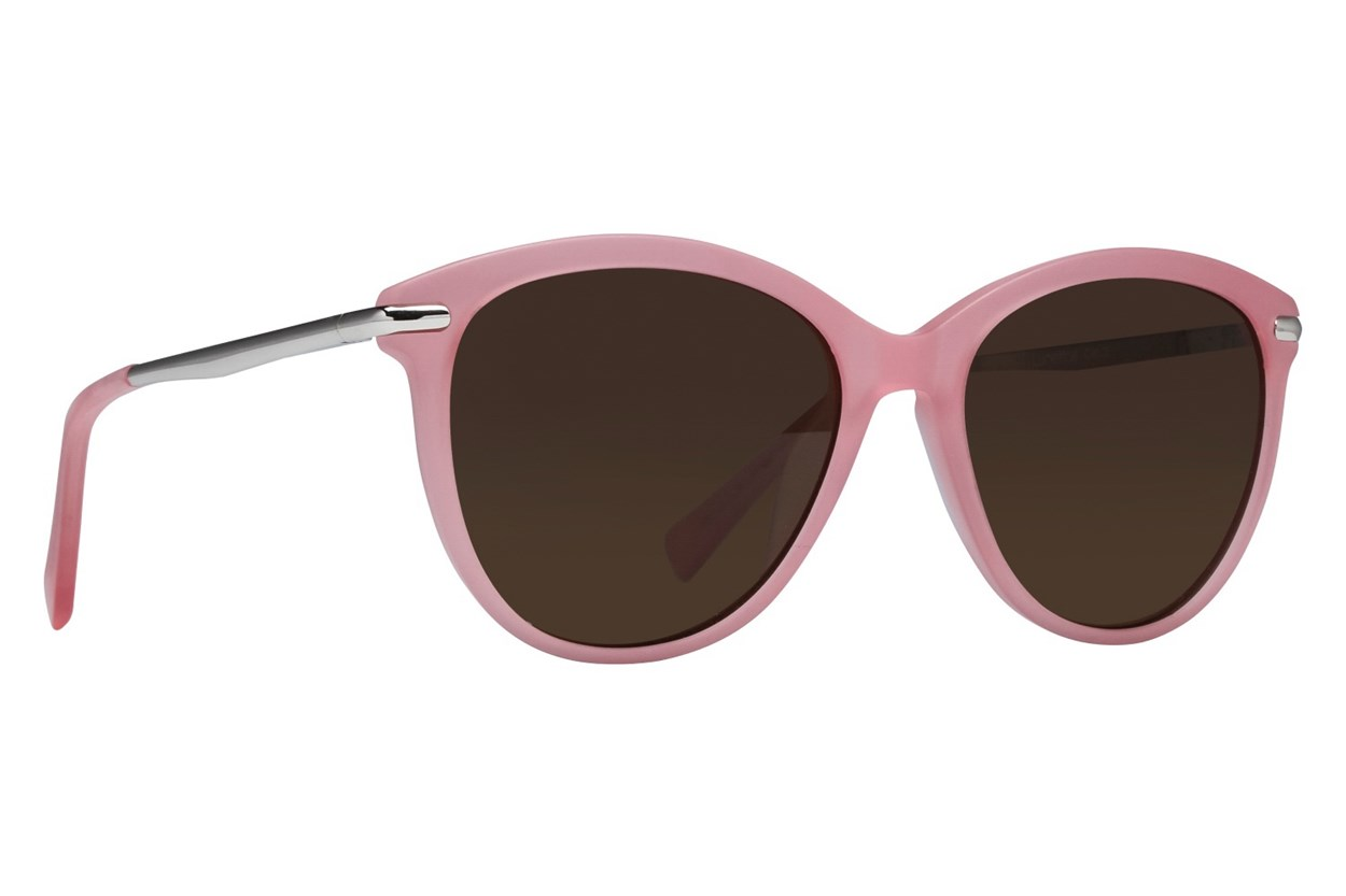 Lunettos Valentina Pink Sunglasses