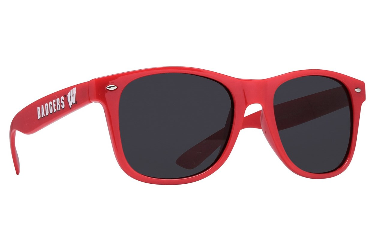 NCAA Wisconsin Badgers Beachfarer Sunglasses Red Sunglasses