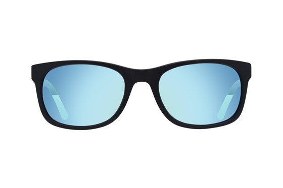 Lunettos Atlas Black Sunglasses