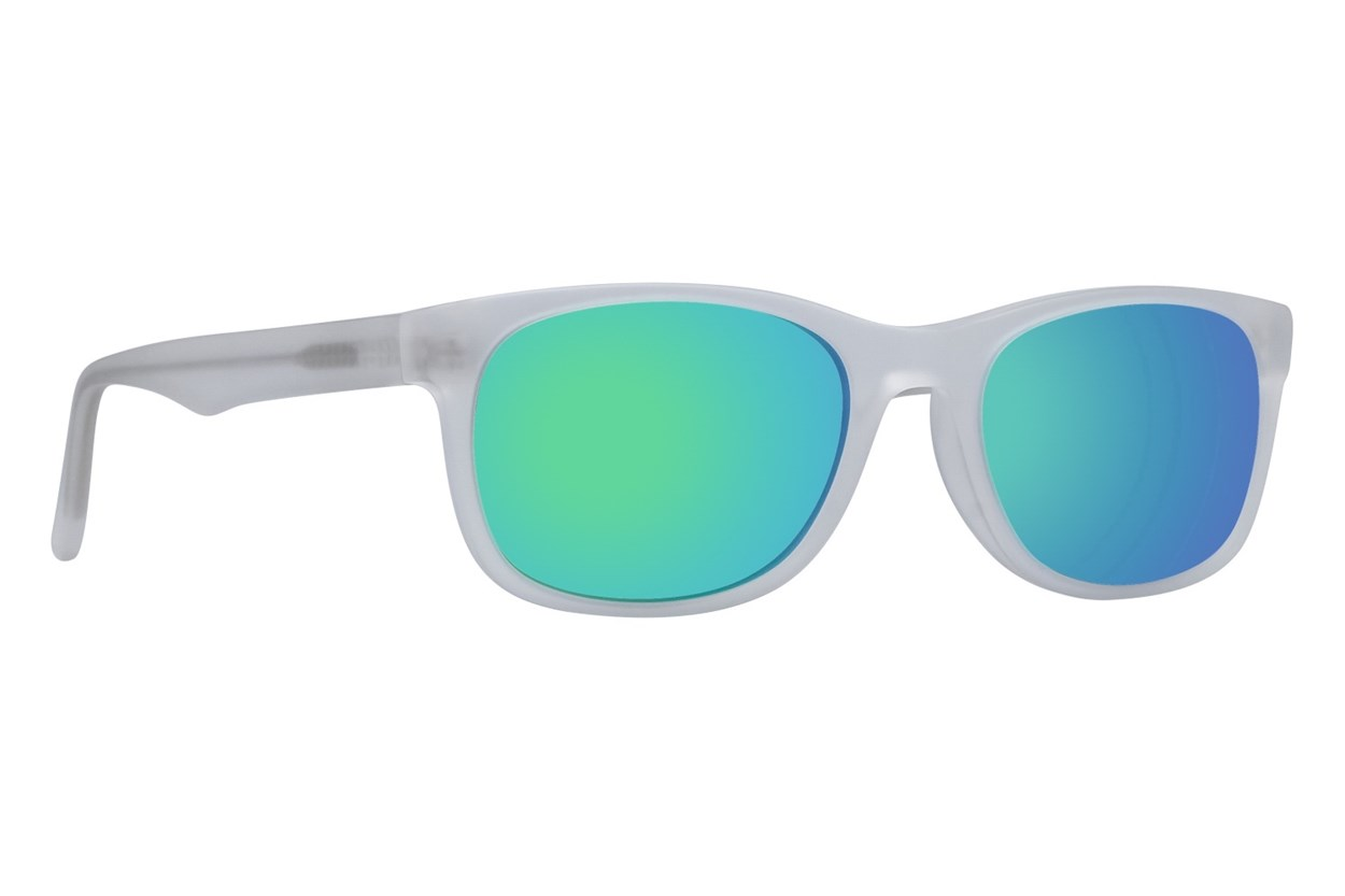 Lunettos Atlas Clear Sunglasses