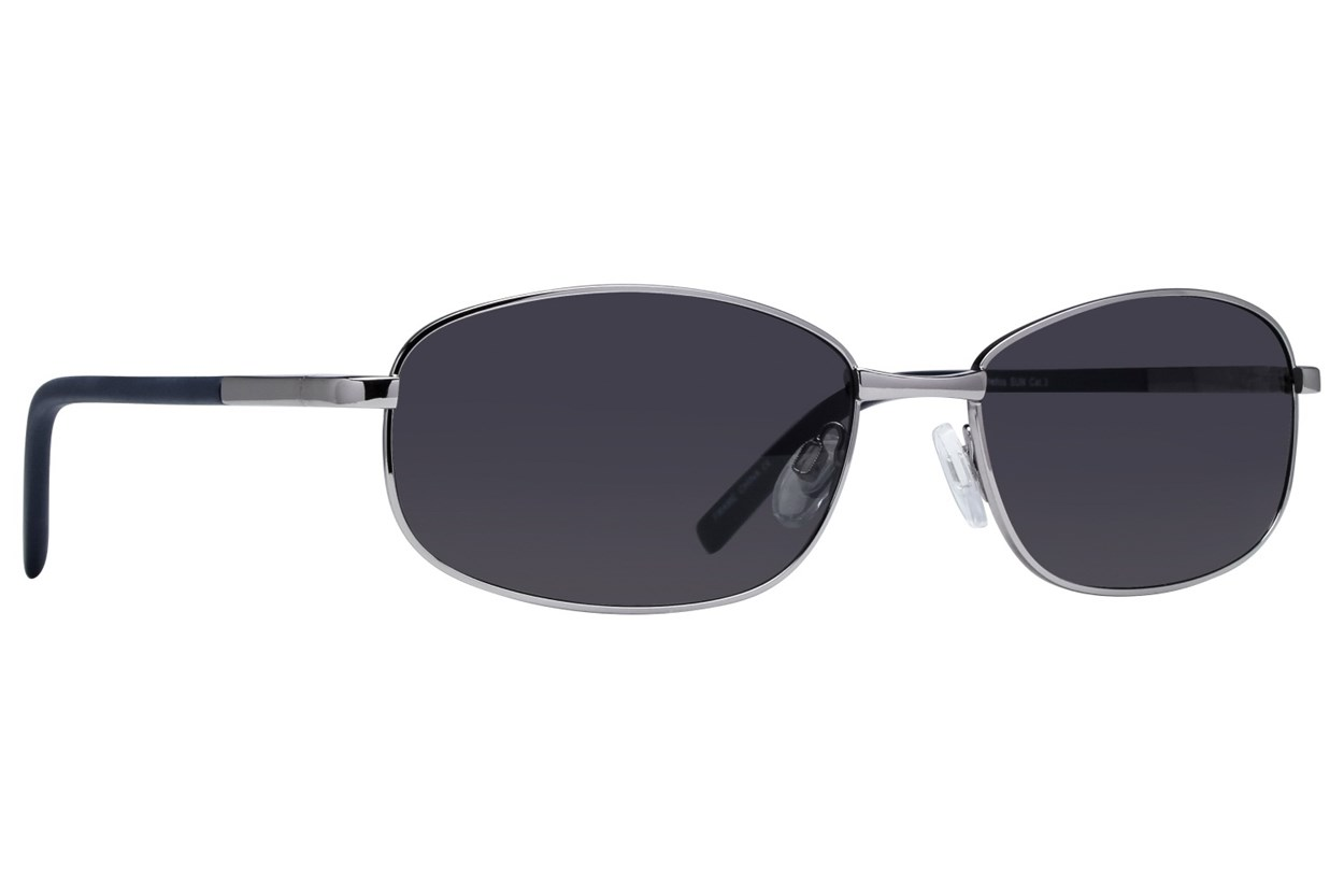Lunettos Buzz Gray Sunglasses