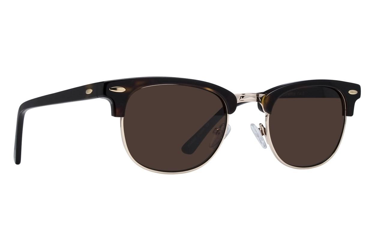 Lunettos Iris Tortoise Sunglasses