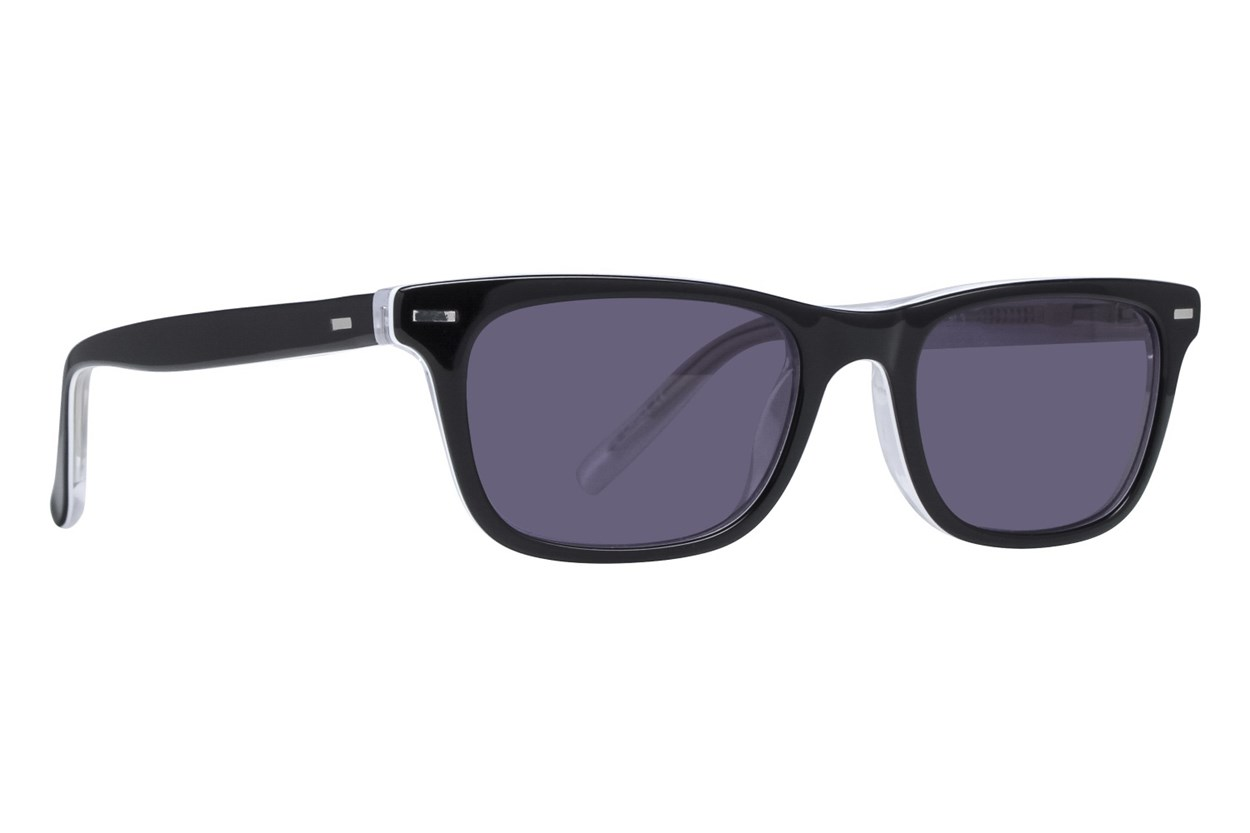 Lunettos Nova Black Sunglasses