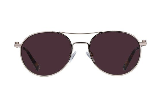 Westend Short North Gold Sunglasses