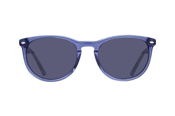 Lunettos Sol Purple Sunglasses