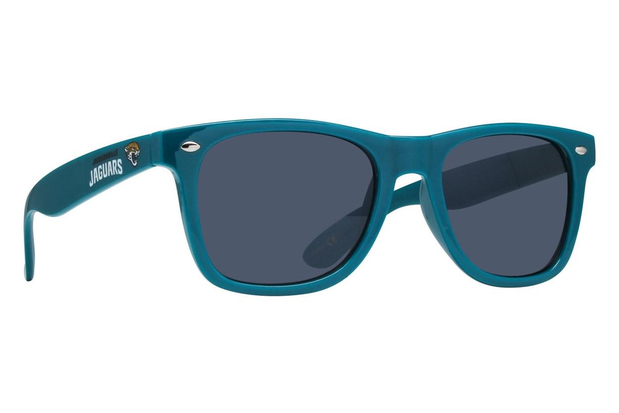 NFL Jacksonville Jaguars Beachfarer Sunglasses Turquoise Sunglasses