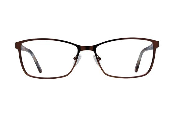 Dea Extended Size Accera Brown Glasses