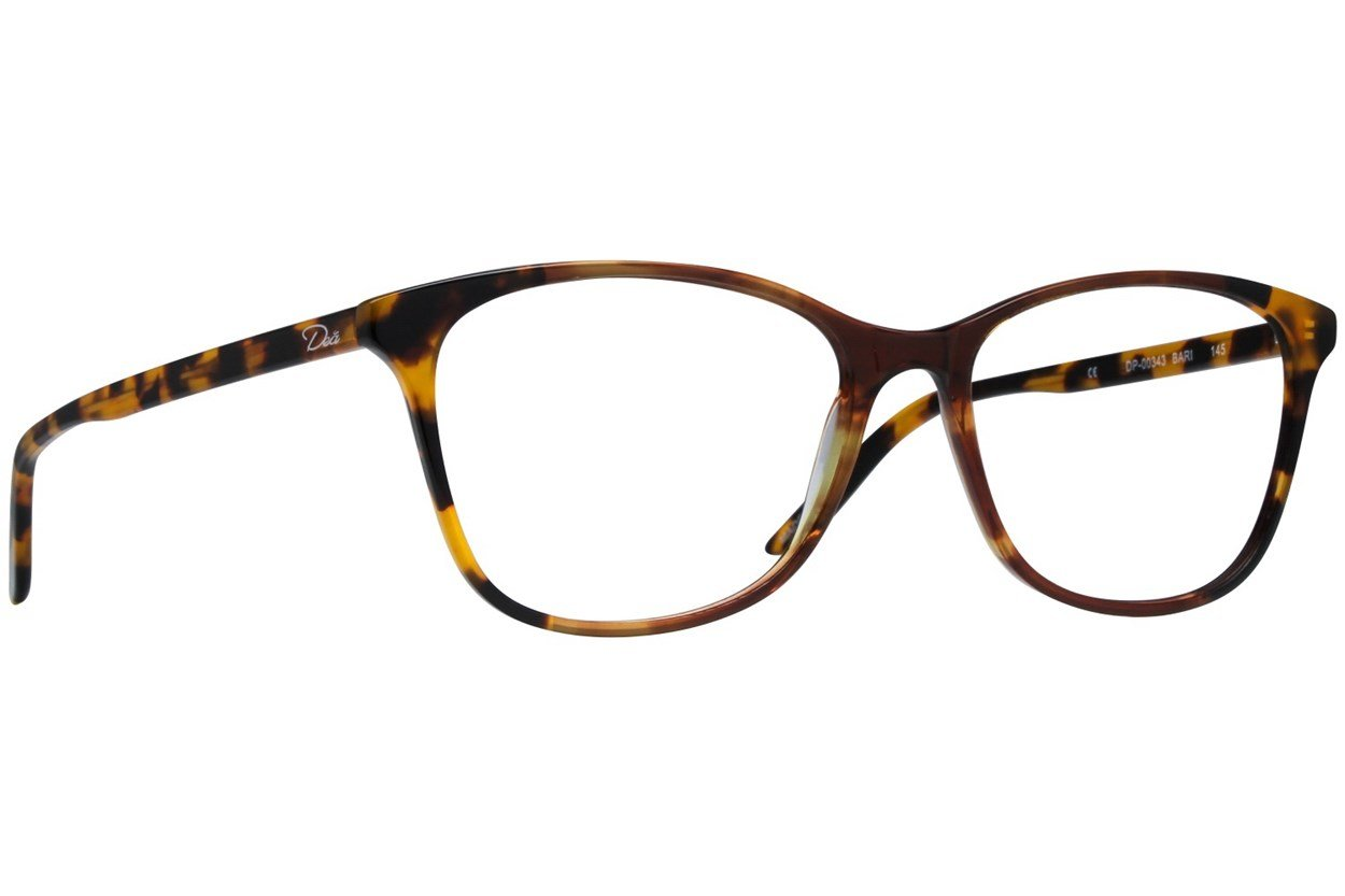 Dea Extended Size Bari Brown Glasses