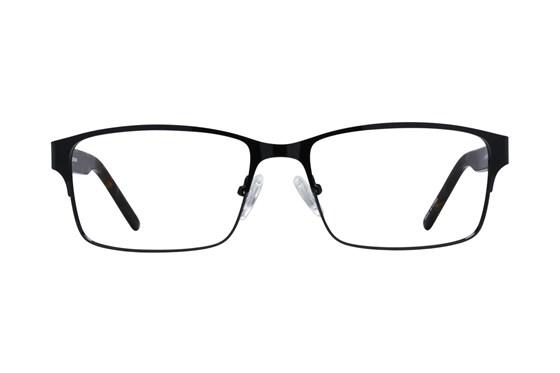 Fatheadz Bull Black Glasses