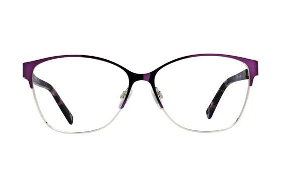 Dea Extended Size Chieti Purple Glasses