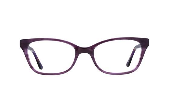 One Love Petite Compassion Purple Glasses