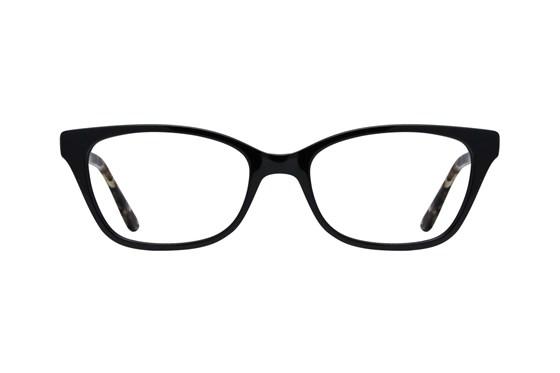 One Love Petite Compassion Black Glasses