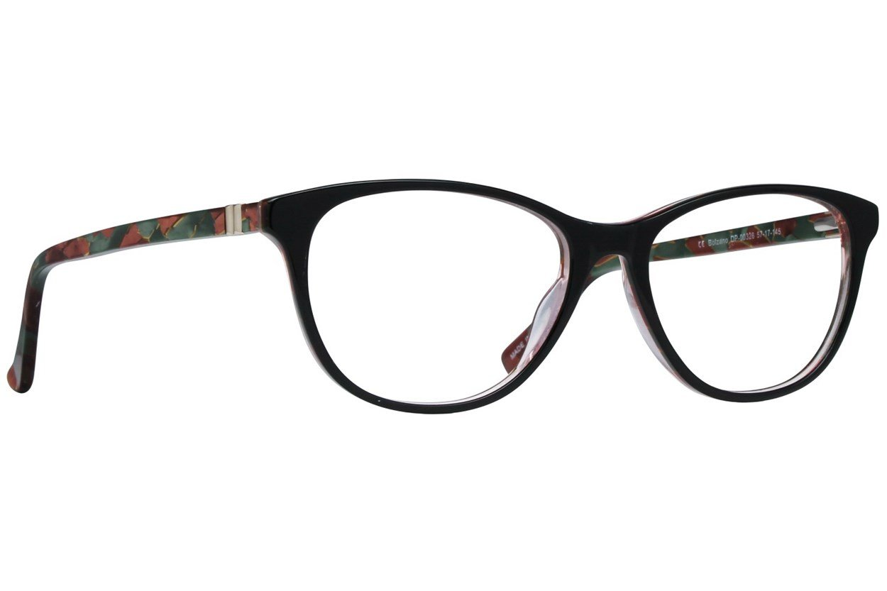 Dea Extended Size Bolzano Red Glasses