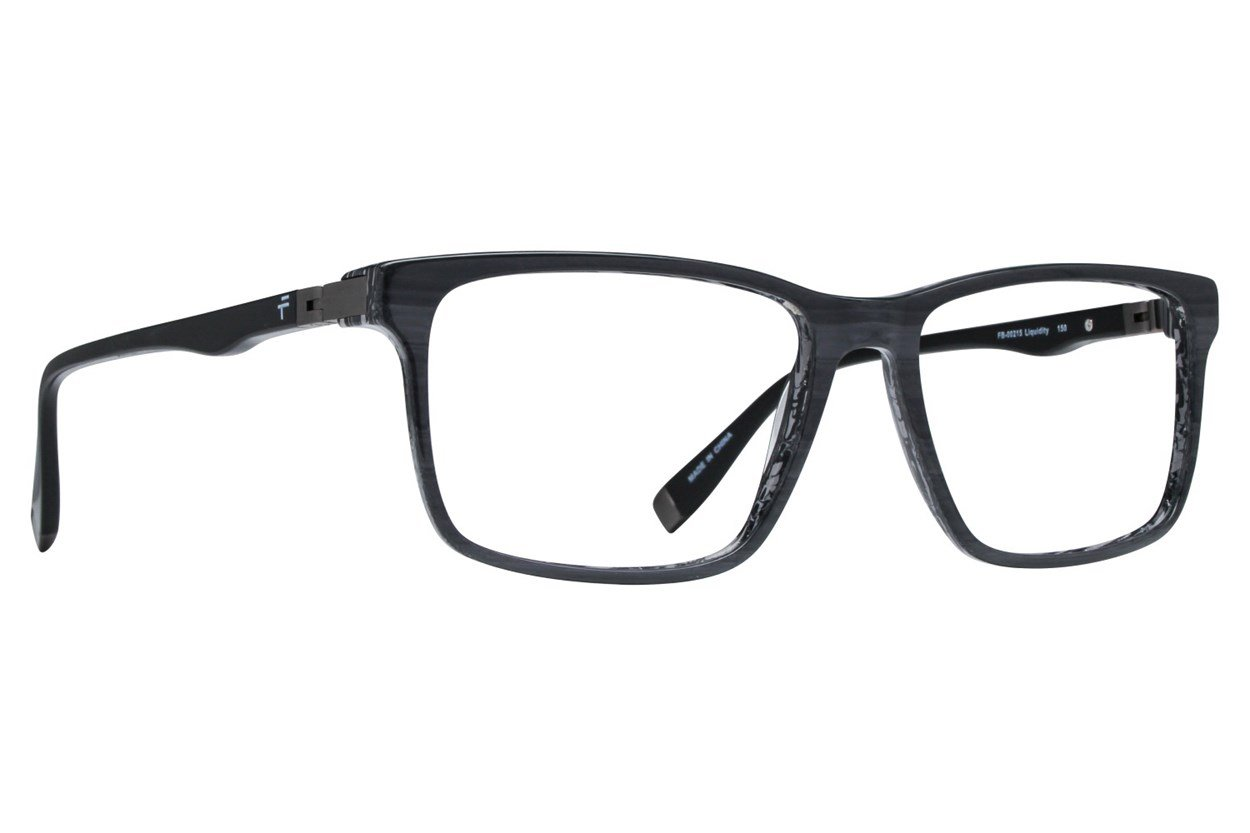 Fatheadz Liquidity Gray Glasses