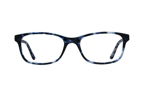 One Love Petite Peace Blue Glasses