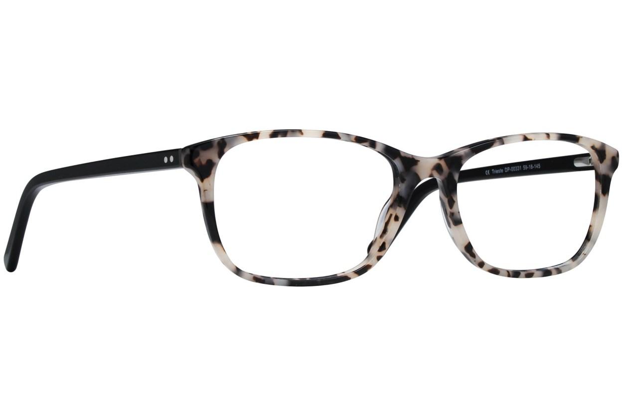 Dea Extended Size Trieste Tortoise Glasses