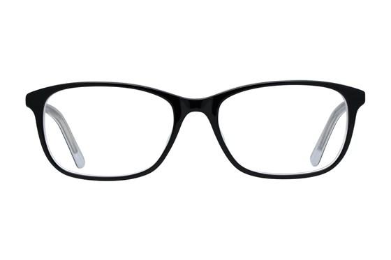 Dea Extended Size Trieste Black Glasses