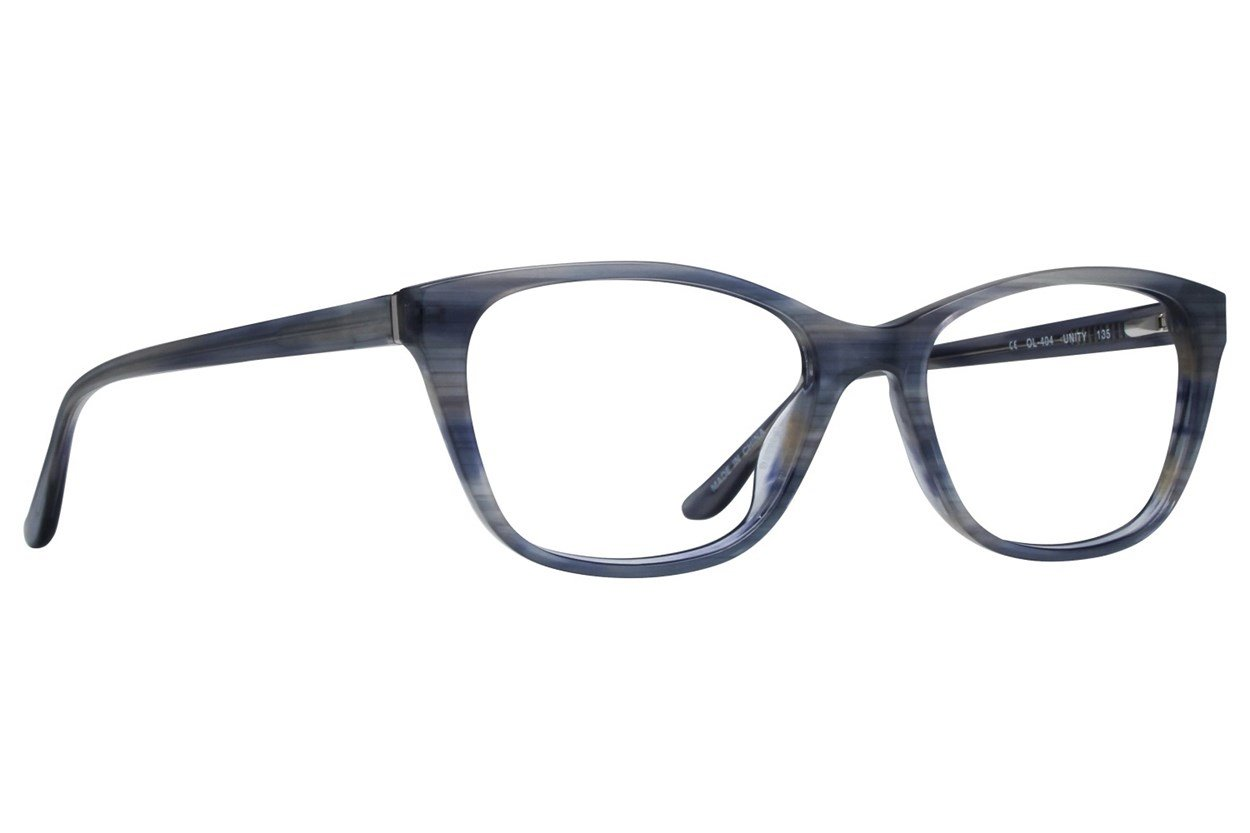 One Love Petite Unity Gray Glasses