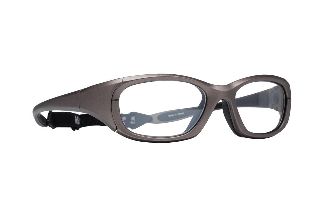Rec Specs Maxx30 Gray Glasses