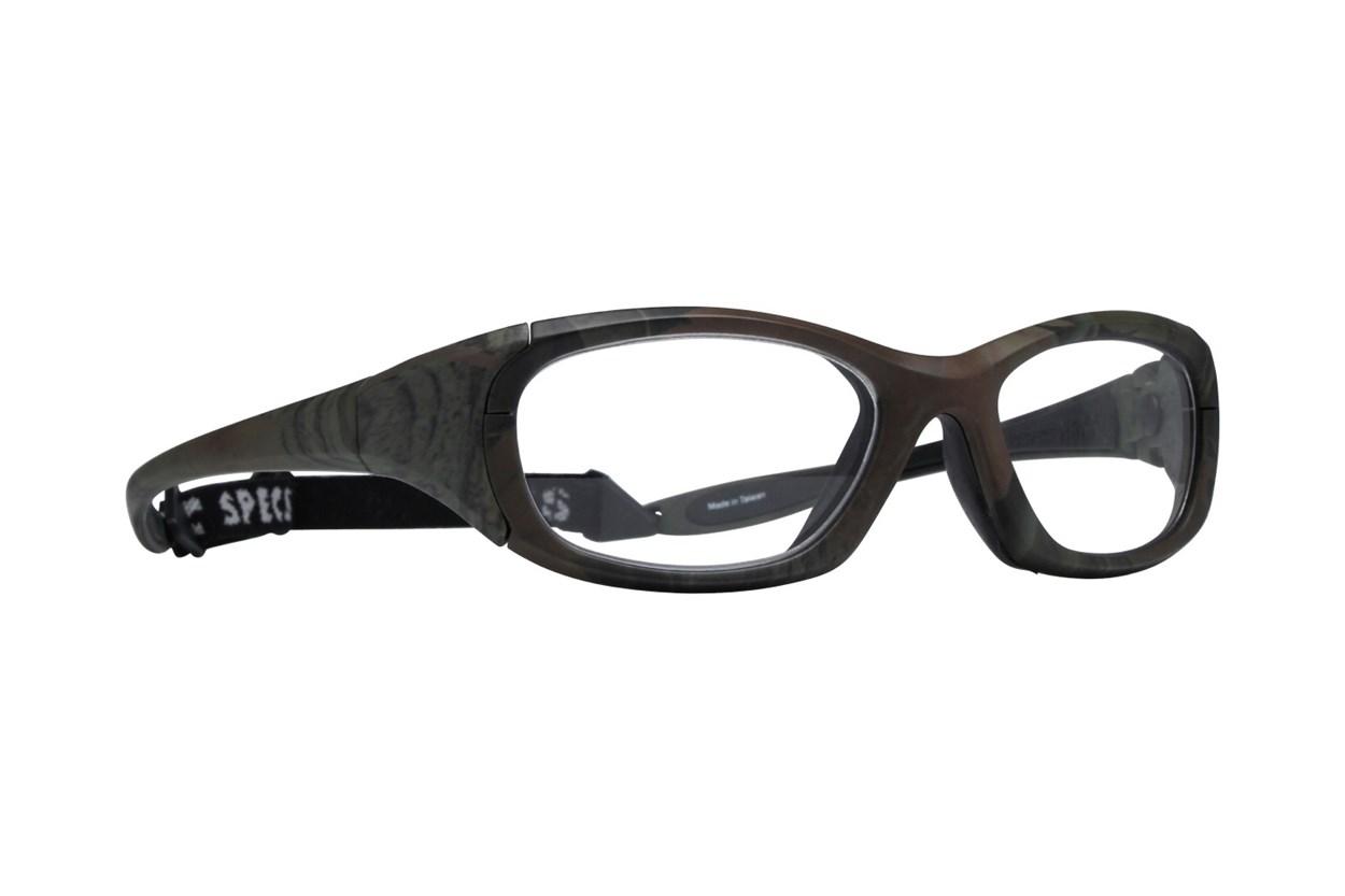 Rec Specs Maxx30 Green Glasses