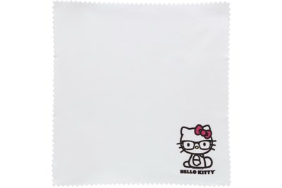 Hello Kitty White Cleaning Cloth