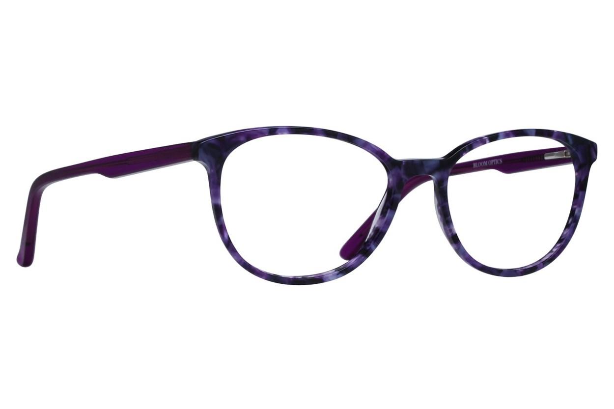 Bloom Optics Petite April Purple Glasses