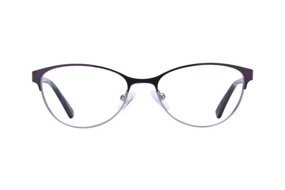 Bloom Optics Petite Daisy Purple Glasses