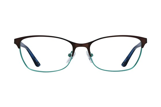 Bloom Optics Boutique Tara Brown Glasses
