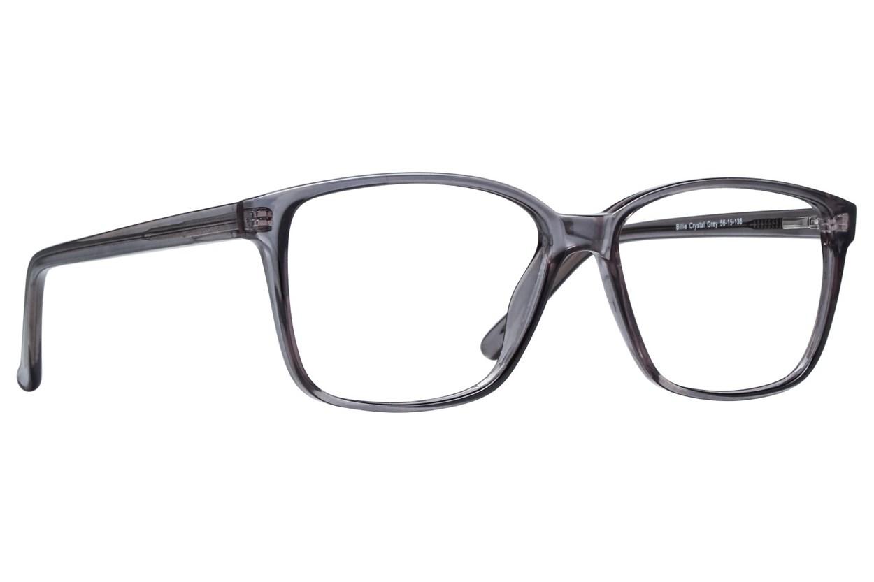 Lunettos Billie Gray Glasses