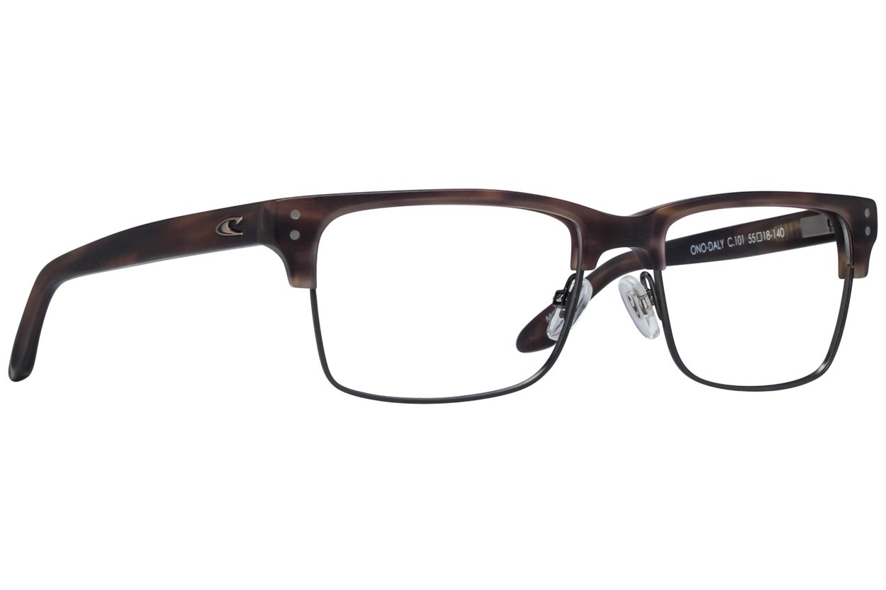 O'Neill Daly Brown Glasses