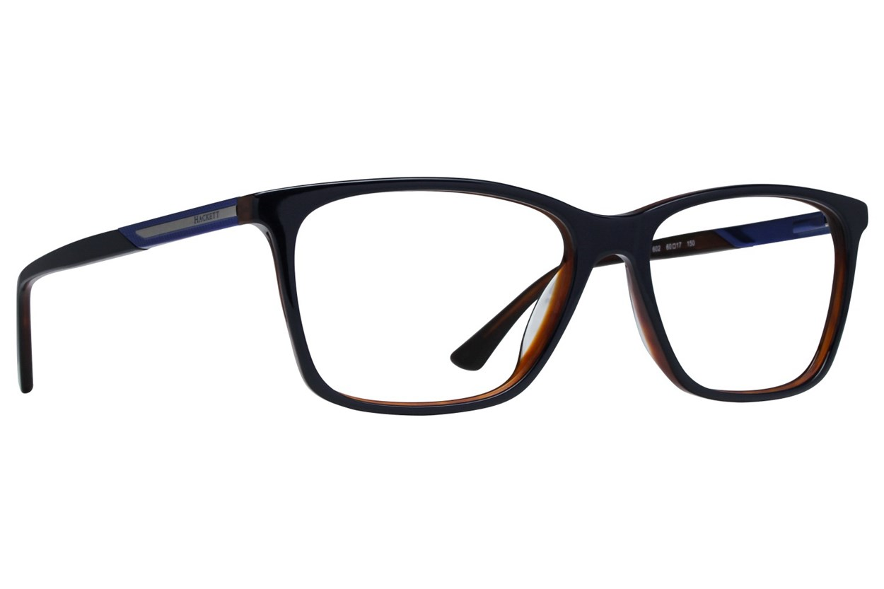 Hackett London Large Fit HEK1185 Blue Glasses