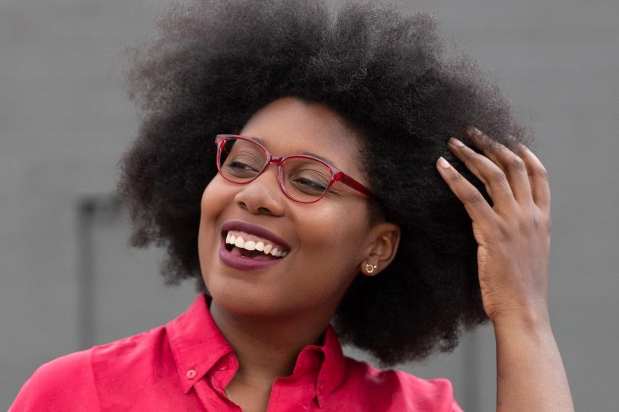 Lunettos Karlee Brown Glasses