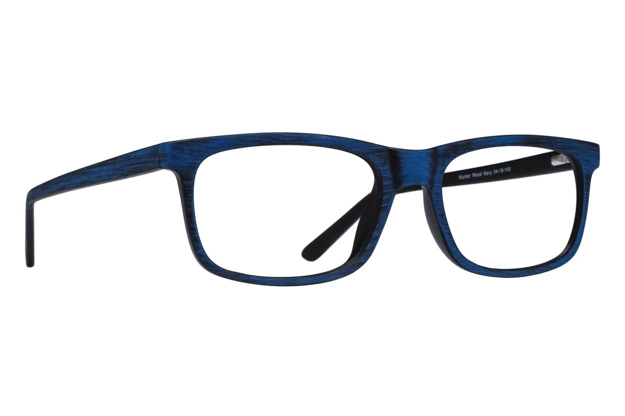 Lunettos Hunter Blue Glasses