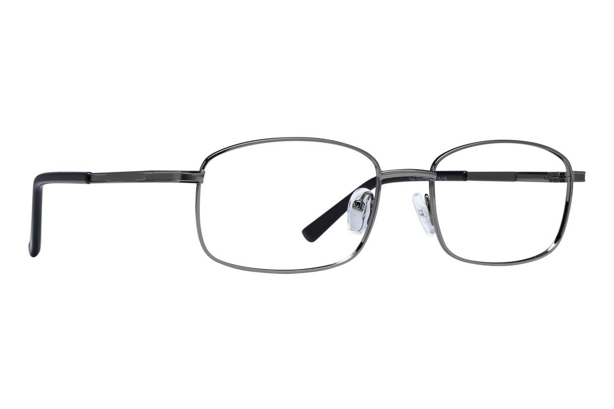 Lunettos Tom Gray Glasses