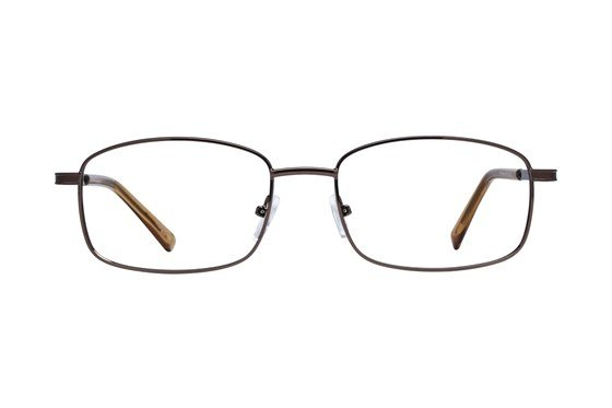 Lunettos Tom Brown Glasses