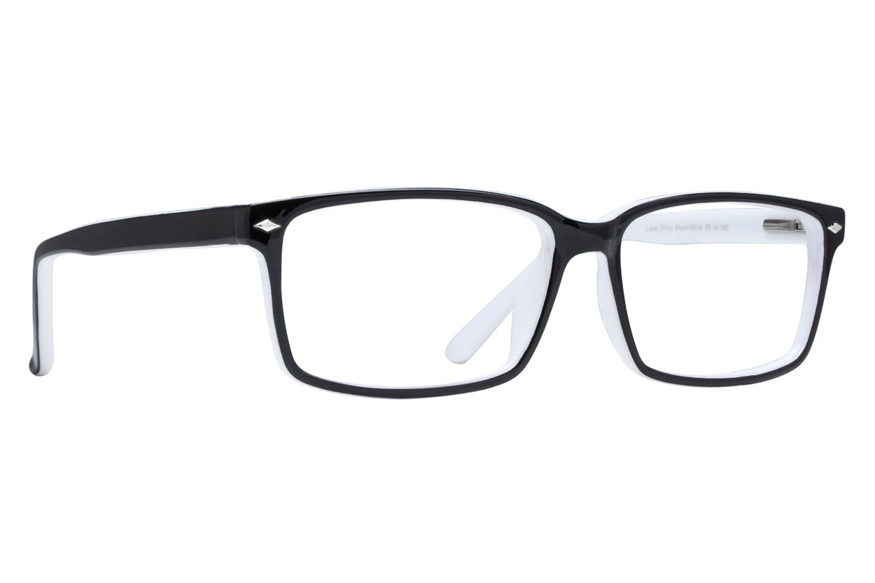 Lunettos Lane Black Glasses