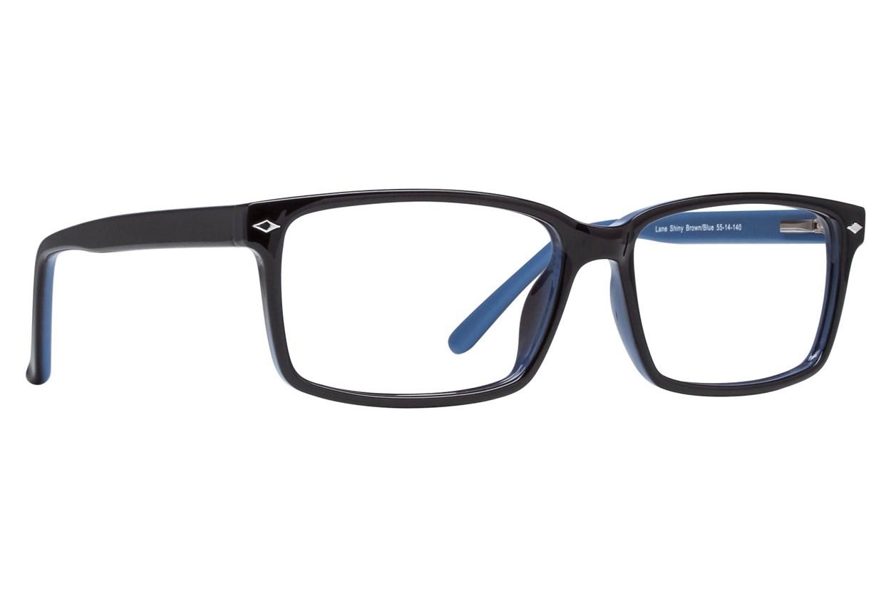 Lunettos Lane Brown Glasses