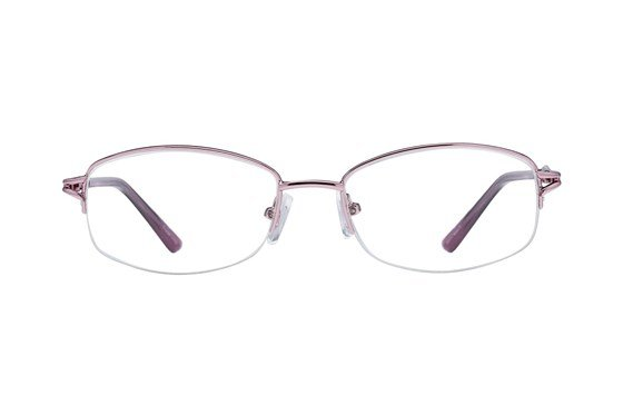 Lunettos Mandy Pink Glasses