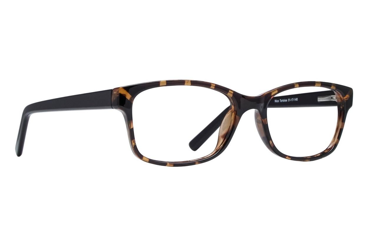 Lunettos Nico Tortoise Glasses
