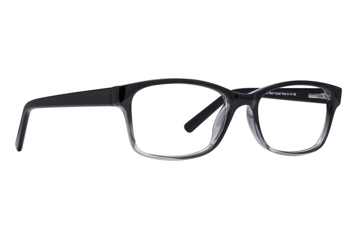 Lunettos Nico Black Glasses