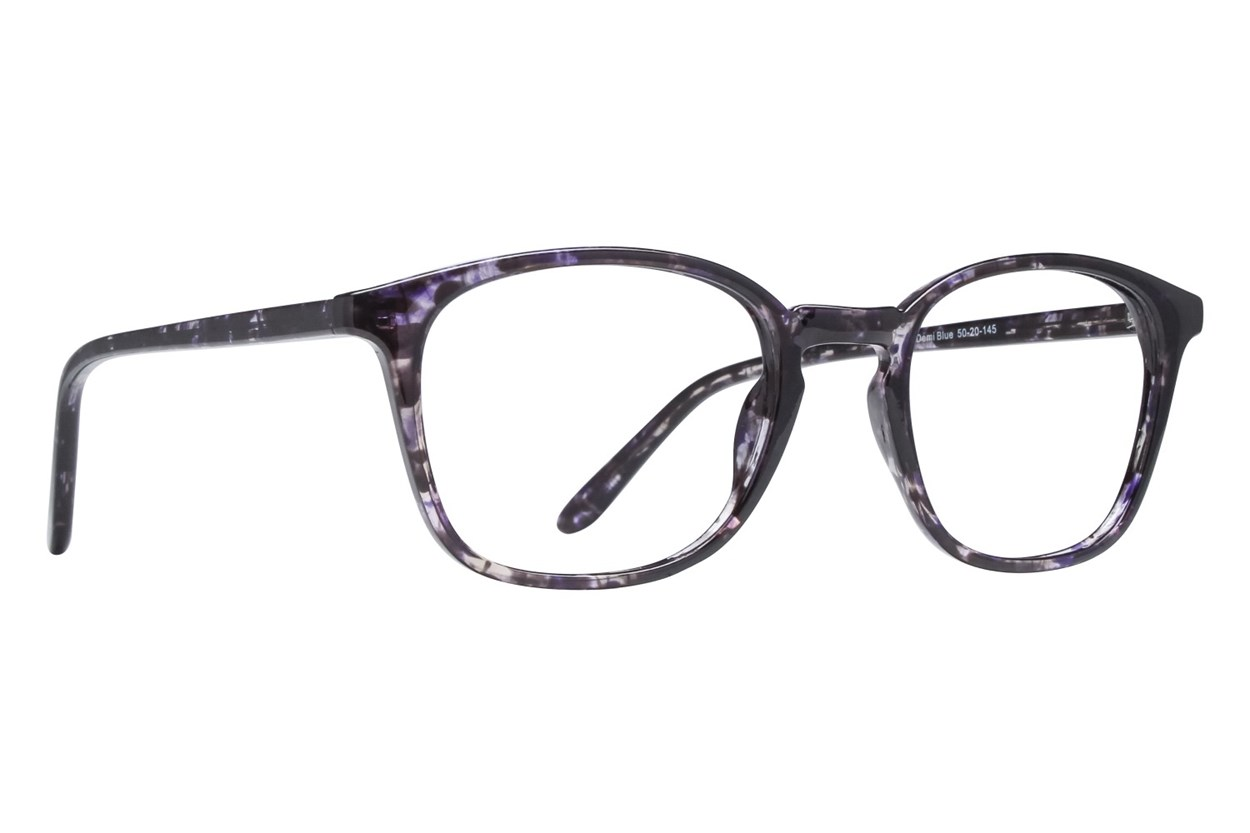Lunettos Reagan Blue Glasses