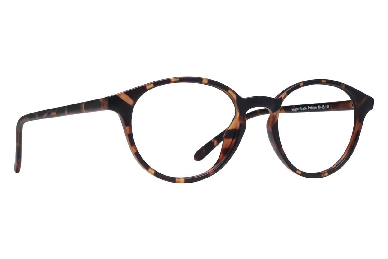 Lunettos Vesper Tortoise Glasses