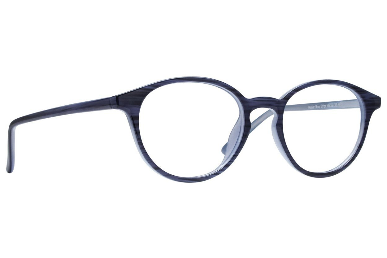 Lunettos Vesper Blue Glasses