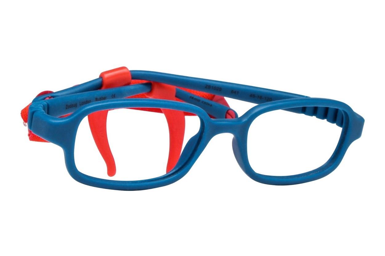 Zoobug ZB1020 Blue Glasses