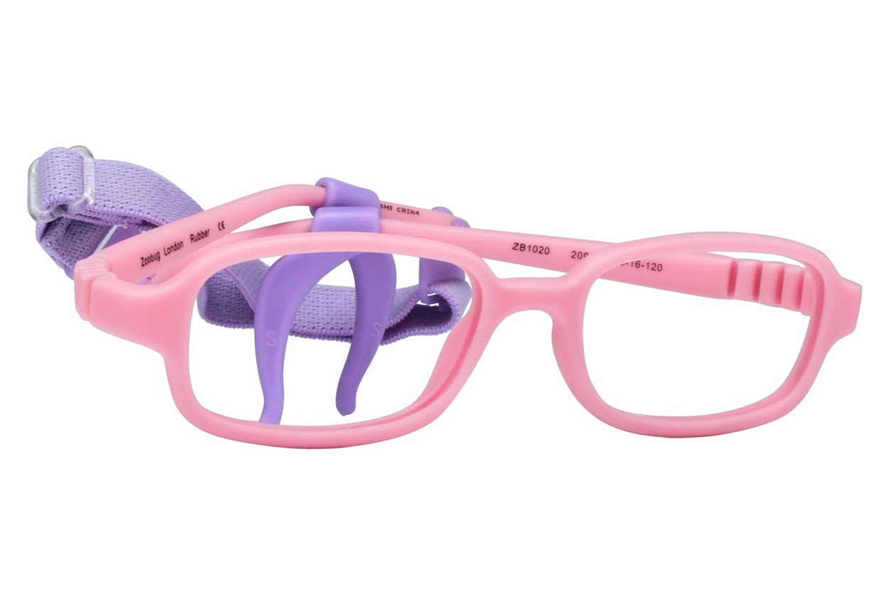 Zoobug ZB1020 Pink Glasses
